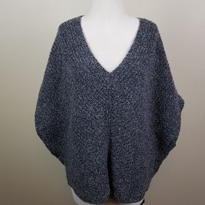 Eileen Fisher Wool/Cashmere Blend Sweater Large